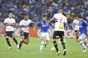 Cruzeiro perde novamente e volta à zona de rebaixamento