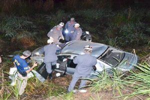 Mulher morre em grave acidente na BR 116