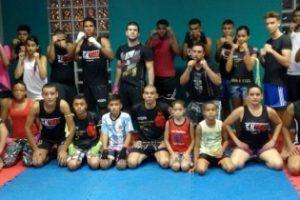 Manhuaçu é destaque no campeonato de Muay Thai