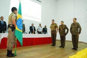 PM comemora 241 anos em Minas Gerais
