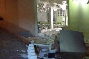 Mais caixas eletrônicos explodidos na região
