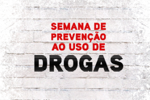 COMAD promove semana de combate às drogas