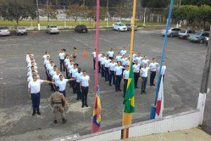 11º Batalhão recebe 90 alunos para o curso de formação de soldados