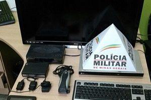 """""""Operação Alferes Tiradentes"""" é realizada PM. Prisões e apreensões de armas, drogas, veículos"""