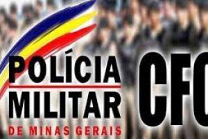 Abertas inscrições para CFO da PM de Minas Gerais