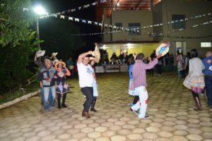 Membros da Comunidade Terapêutica participam de confraternização em Manhuaçu