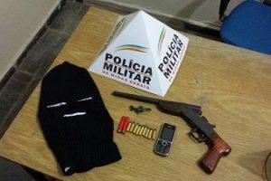 PM localiza esconderijo de criminosos em São Pedro do Avaí