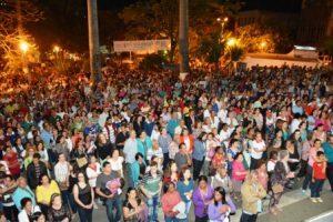 Veja as fotos da festa de São Lourenço. Batalhão faz 53 anos