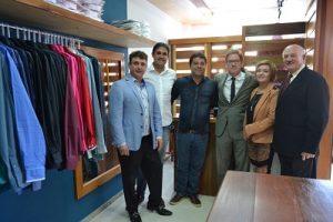 Manhuaçu: OAB firma convênio com camisaria