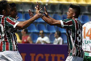 América é derrotado pelo Fluminense