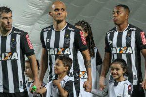 Atlético perde de goleada para o Santos