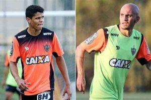 Atlético estreia na Copa Brasil: Douglas ou Fábio Santos?