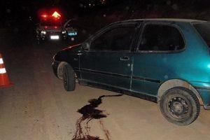 Divino: Carro atropela e mata criança de 8 anos