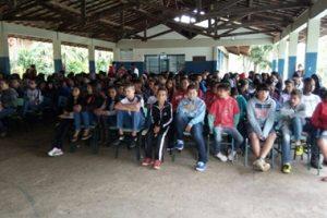 PM promove palestras educativas em escolas