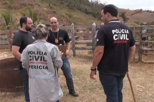 PC de Caratinga recupera 46 cabeças de gado na Operação Abigeato