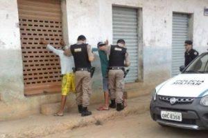 Operação da PM prende várias pessoas e apreende 21 armas de fogo