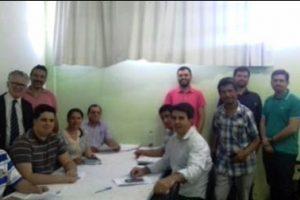 CMS se reúne com assessores de candidatos a prefeito de Manhuaçu