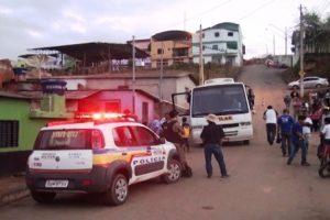 Piedade de Caratinga: Menino é atropelado por ônibus escolar