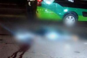 Ciclista morre atropelado em Caratinga