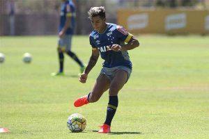 Cruzeiro tem três novidades diante do São Paulo