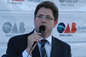 OAB Manhuaçu acompanha investigações no caso da morte do advogado José Pereira Miranda