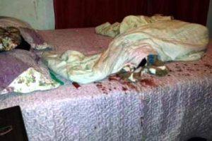 Mulher é assassinada em Sericita. Ex-marido é acusado do crime