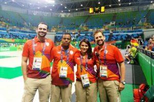 Fisioterapeuta de Ipanema participa das Paralimpíadas Rio 2016