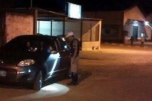 Operação conjunta da PM em Orizânia