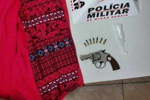 Manhuaçu: Menores são apreendidos com revólver