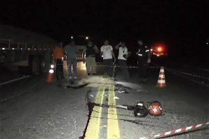 Santa Rita de Minas: Animal na pista provoca mais uma morte