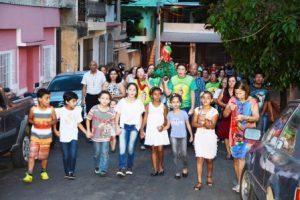 Bairro São Jorge: Comunidade celebra festa de São Judas Tadeu