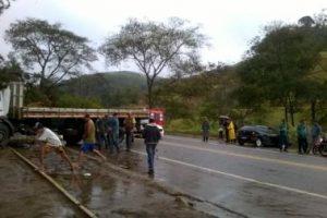 Manhuaçu: Vários acidentes registrados nesta quinta-feira