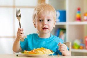 Alimentação infantil: Melhore a diversidade de cores, sabores, texturas e cheiros