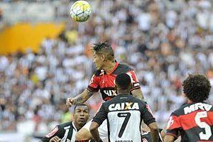 Atlético e Flamengo fazem jogo emocionante: 2 a 2