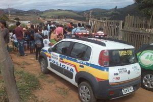 Piedade de Caratinga: Acusado de homicídio é preso pela PM