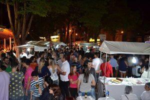 Manhuaçu: Feira Gastronômica faz sucesso novamente