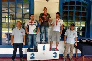 Manhuaçu fatura título mineiro de tiro esportivo