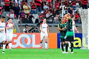 América perde e está na segunda divisão do Brasileiro