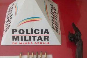 Acusado de vários crimes é preso em Orizânia