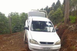 Astra roubado em Matipó é encontrado em Orizânia