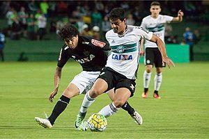Atlético perde e fica distante do Palmeiras