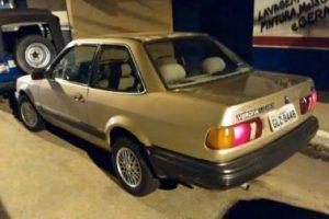 Carro furtado em Manhuaçu é localizado em Manhumirim