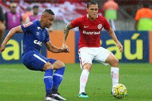 Cruzeiro perde para o Internacional