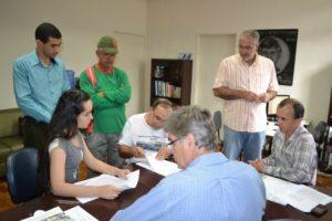 Construção de UBS: Legalizada a doação de terreno no Santa Luzia