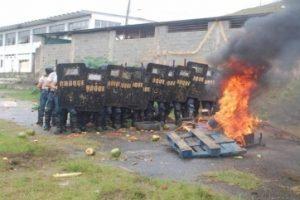Manhuaçu: PM realiza treinamento de futuros policiais