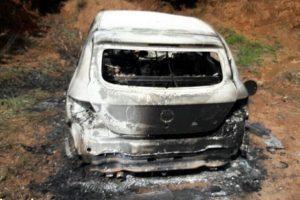 Orizânia: Encontrado carro usado em assalto a banco de Fervedouro