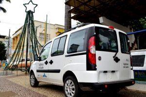 Manhuaçu tem novo carro para auxiliar no combate ao Aedes