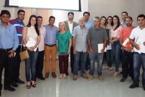 INAPE realiza encontro com prefeitos eleitos