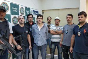 Polícia Civil prende acusado de roubo em Caratinga e Muriaé