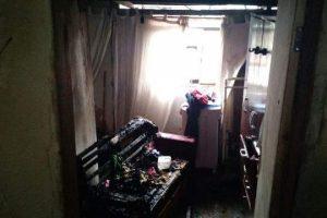 Fogo em casa assusta vizinhos no Bairro Matinha